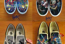 Pint shoes