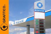 Signage for oil stations / pylon cenowy, pylony cenowe, wieża cenowa wyświetlacze cenowe, oznakowanie stacji paliw, modernizacja stacji paliw, , wystrój reklamowy stacji paliw, pylon cenowy, pylony cenowe, pylon reklamowy dla stacji paliw, reklama dla stacji paliw, reklamy dla stacji paliw, Graffico, petrol stations, gas stations, oil stations, pylon signs, pylon signage, illuminated signage, freestanding signs, branding rebranding, signage manufacturer,  branding rebranding of oil stations, signage manufacturer,