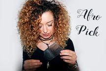 loki/curly hair