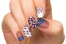 Nailspirations - 4th of July