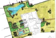 Oxfordshire: estate planting, lakes and ground modelling