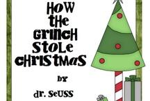 Grinch!! / Lesson ideas...