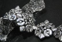 Minos & Arcos par Puca / biżuteria z koralików Minos & Arcos par Puca