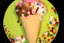 Ice cream!!Yummy...#