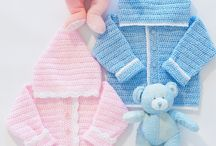 Crochet - Baby clothes