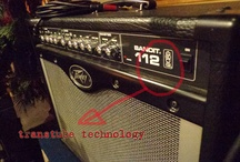 guitar amps & cabinets