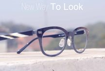Eyewear for Men / Men's fashion is all about inspiring and reinventing the looks again and again. Eye wears serves not only as a functional accessory but add to the utility. Men's eyewear aims for highlighting the masculine traits and compliment its overall appearance.