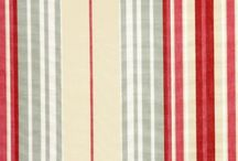 Stripe and star designs / Jazz up your kitchen with these funky stripe and star oilcloth tablecloth designs.
