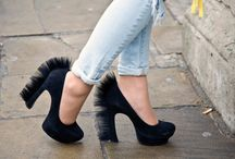 shooz / by Laura Griffith