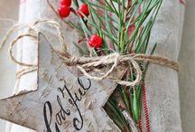 Christmas / La magie de Noël