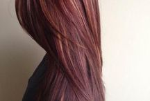 Hair colors and ideas