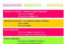 SUBJUNTIVO / ¡Aprende el subjuntivo conmigo!
