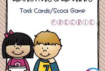 adjedctives and adverbs