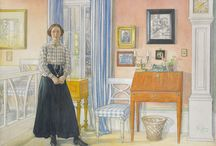 Carl Larson / Swedish painter