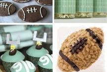 Super Bowl Ideas... / by Bethany Nicks