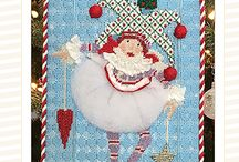 Fun Needlepoint @ Bedecked and Beadazzled