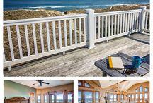 Beach House Ocean Views / Homes with incredible views of the ocean.