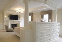 Mi cuarto/ main bedroom