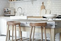 kitchens / modern, orangic, and/or scandinavian kitchens