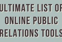 Public Relations / by Trish Bradle