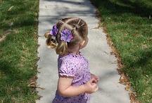 Kids Fashion / Moda y peinados infantiles