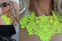 Jewelry/Accessories / by Rashda Masri