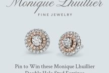 Monique Lhuillier Fine Jewelry Collection, exclusively at Blue Nile