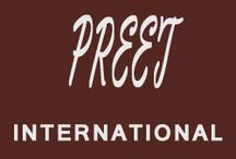 Preet International / PREET INTERNATIONAL  A Supplier Of Finest Quality Products  Welcome To Preet International  Unveil an appealing range of wooden handicrafts which is the perfect combination of creativity and   imagination. Preet International, since 2007 are catering to all gifting and decoration needs of Indian. We   are working as renewed manufacturers, suppliers and traders of wooden handicrafts items. Our catalogue