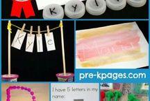 letter concepts