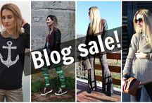 Blog sale! Shop my closet!