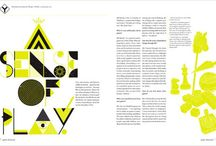 Design Layout Editorials / by Kathy McGraw