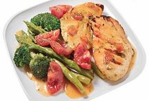 Healthy Dinner / Delicious and healthy dinner for you and the family