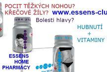 Essens Health - Essens Home Pharmacy - Essens zdraví / Produktová řada Essens Home Pharmacy - Essens životní styl - krása, zdraví, prosperita - rozvoj osobnosti, marketing, podnikání - e-shop - Essens-Club.cz  - Více info na www.essensclub.cz