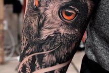 Tattoo men