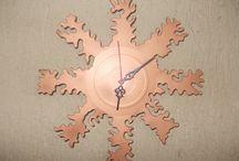 Relógios de Parede / Reciclagem e Decoração!