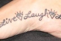 Tempting Tattoos / by Alissa Felice