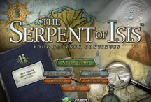 Serpent of Isis™ : Your Journey Continues / Find the Tomb of Isis and finish the search that Robert's Grandpa started! Travel the globe and find clues that will help on your search! After Professor Thomas Penroy is kidnapped, it's up to you to take over the hunt for the legendry Tomb of Isis in this perplexing Hidden Object Puzzle Adventure game. Unravel ancient mysteries and solve incredible riddles in Serpent of Isis Your Journey Continues!