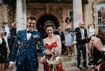 London Wedding Venues / My favourite London wedding venues including Belair House, Dulwich, The Peasant Pub, Cerkenwell,  Battersea Arts Centre, and Hampton Court House