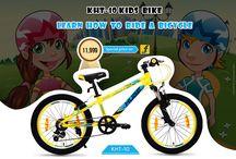 Huge Kids Bikes