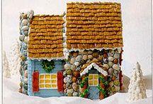 Gingerbread Houses / by Mariya Yordanova