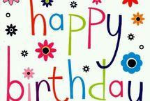 Födelsedagar