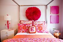 Kids & Teens & Nursery / Colorful teen and kid rooms that express fun and individual style.  Nursery designs to welcome your new little one and perfect for hours of cuddling, naps, and play.