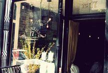 Restaurants... Cafes...