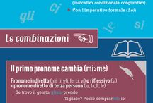 Infographics / #Learnitalian with our infographics!