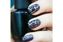 Nails Nails Nails! / I'm quite into nail polish & creative nail art / by Timmura