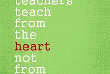 teacher quotes / by Kimmie Jones