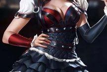 DC Harley Quinn