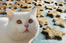 Bocadillos para gatos