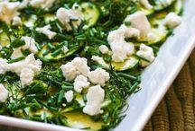 food // vegetables & salad