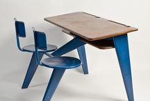Jean Prouvé mobiliario